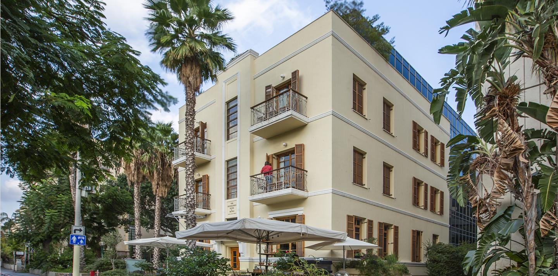 Rothschild Hotel Tel Aviv